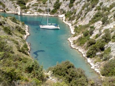 Segeltörn Kroatien