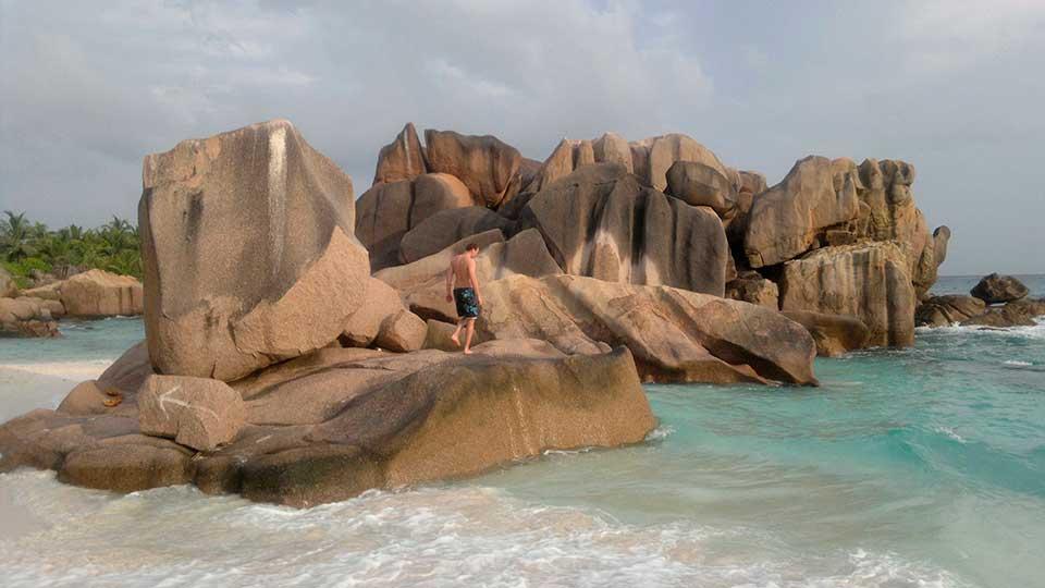 Segeln Seychellen
